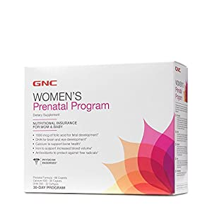 GNC Prenatal Program 30day