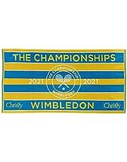 Wimbledon 2021 on Court damski ręcznik tenisowy od Christy
