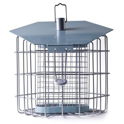 The Nuttery NC001 Hexihaus Compact Suet Feeder