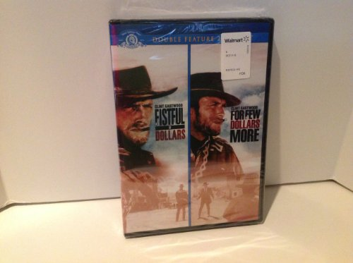 Clint Eastwood Double Feature: A Fistful of Dollars & for a Few Dollars More (Clint Eastwood For A Few Dollars More)