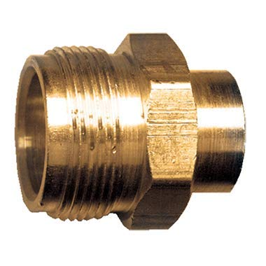 Fairview Fittings 2092 Cylinder Primus By Female Pipe 1-20 Male Cyl, M14X1.5 X 1/4 Fpt Pack of 2 (Primus Cylinder)