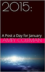 2015:: A Post a Day for January (English Edition)