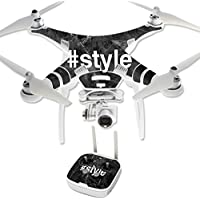 Skin For DJI Phantom 3 Professional – Style | MightySkins Protective, Durable, and Unique Vinyl Decal wrap cover | Easy To Apply, Remove, and Change Styles | Made in the USA
