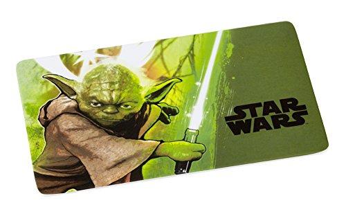 Star Wars 12200Tabla de Cortar, melamina, Multicolor, 23x 14x 0.3cm, 1Unidades GEDA LABELS GmbH