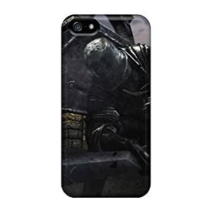 Leeler Premium Protective Hard Case For Iphone 6 plus- Nice Design - Dark Souls