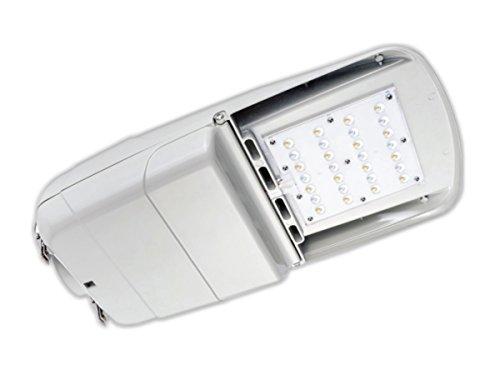 Howard Lighting L402L100W40KT310GRM 100 watt 4000K 10813 Lumens Utility Roadway LED - White by Howard Lighting Products