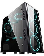 Pride COMPUTADORA Gamer Orange S/Ryzen 3 3200G NVA. Gen. / Radeon Vega 8 / 8GB / 1TB HDD / 1 Ventilador