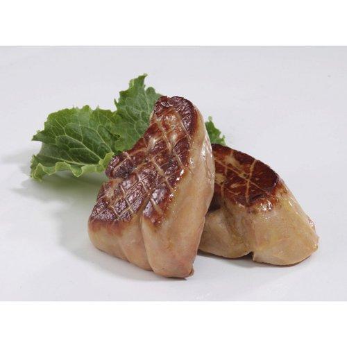 Goose Liver Foie Gras - Foie Gras, Fresh Sliced, 6 x 2 oz