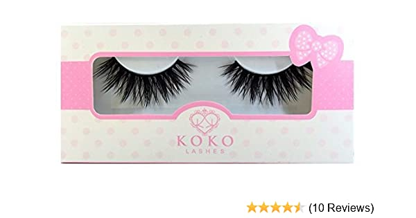 9d91f7e5257 Amazon.com : KoKo Lashes AMORE Wispy Glamour Fake Eyelashes (New Original)  : Everything Else
