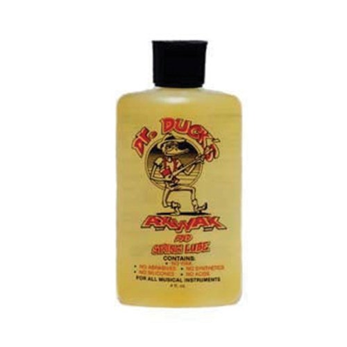 Dr.duck's Ax Wax & String Lube- 4oz Bottle for Electric & Acoustic Guitars ()