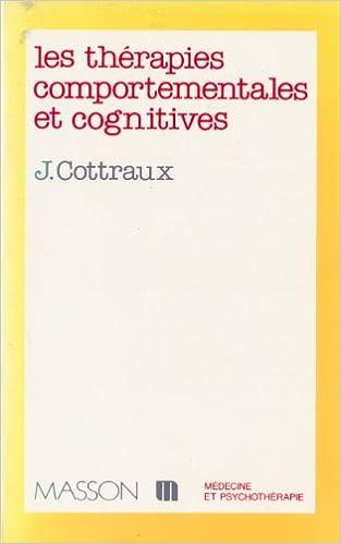 Livre gratuits Les Thérapies comportementales et cognitives epub, pdf