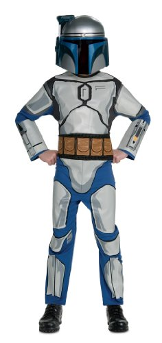 Star Wars Child's Jango Fett Costume, Small -