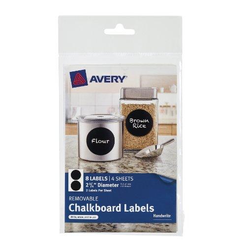 Avery Removable Chalkboard Diameter 73302