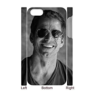 E-Shop Diy hard Case Zack Snyder customized 3D case For Iphone 4/4s