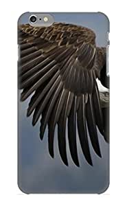 VenusLove Case Cover Protector Specially Made For Iphone 6 Plus Animal Eagle