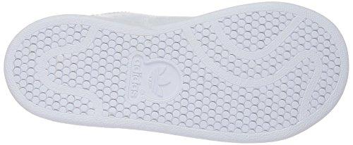 Para Blanco blanco Smith niños Bebé Zapatos blanco Adidas Stan De pZawqP