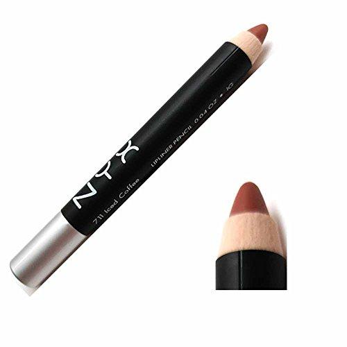 Cosmetics Jumbo Lip Liner Pencil  ICED COFFEE - NYX 711