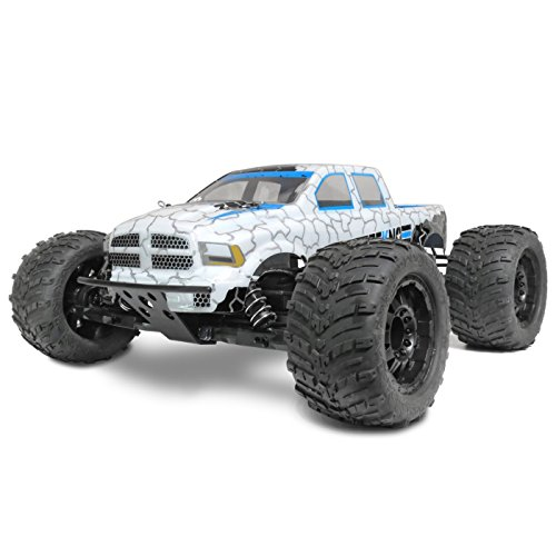 TEKNO RC LLC 1/10 MT410.3-1 4WD Electric Monster Truck Kit, TKR5603