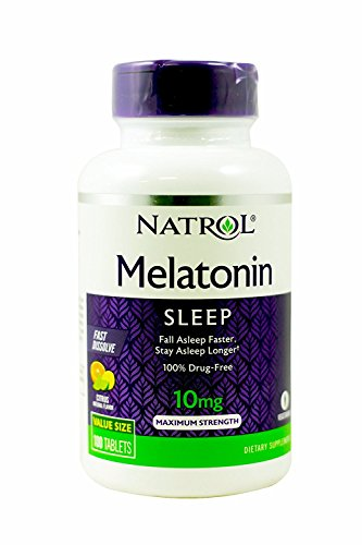 Top 3 best natrol melatonin 10mg citrus punch: Which is the best one in 2020?