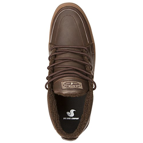 outlet store cheap online DVS Shoes Men's Rivera Boat Shoes Crazy Horse Brown cheap sale best seller discount low price fee shipping buy cheap purchase sale finishline ptk9A