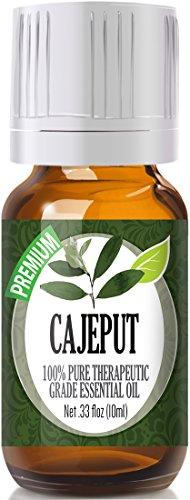 Cajeput 100% Pure, Best Therapeutic Grade Essential Oil - 10ml