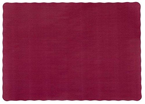 50-Burgundy-Paper-Place-Mats-Scalloped-Edge-10x14