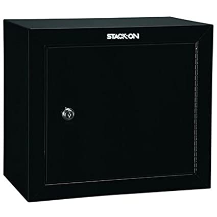 Lovely Stack On Gcb 14p Steel 14 Gun Security Cabinet Black