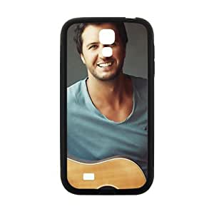 Approachable guitar prince Luke Bryan Cell Phone Case for Samsung Galaxy S4