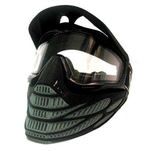 JT Flex 8 Goggle, Black/Grey by JT