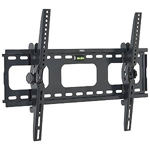 vonhaus 33 60 tilt tv wall mount bracket with built in electronics. Black Bedroom Furniture Sets. Home Design Ideas