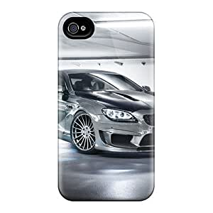(Bzi2503weWZ)durable Protection Case Cover For Iphone 5/5s(2014 Hamann Bmw M6 Gran Coupe)