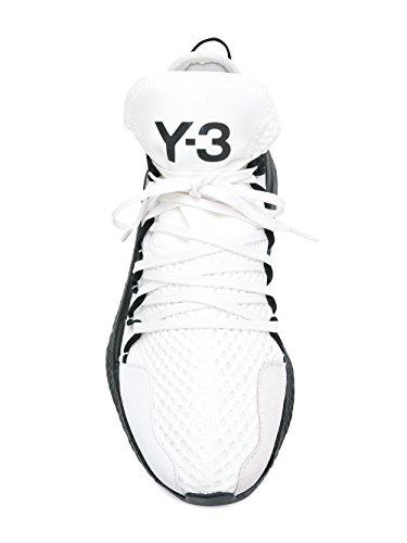 Y Yamamoto 3 Tessuto AC7190 Uomo Yohji adidas Bianco Sneakers Adqtnw