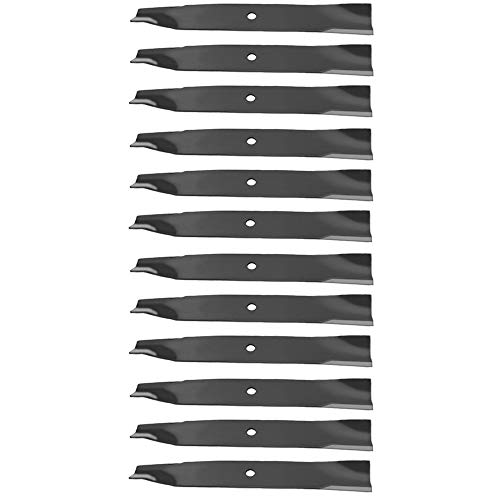 Twelve (12) Toro Lawn Mower Replacement Blades for 50