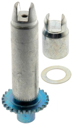 ACDelco 18K505 Professional Rear Driver Side Drum Brake Shoe Adjusting Screw Kit with Adjuster and Washer