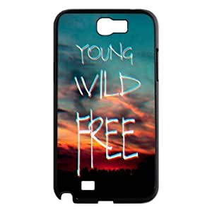 Brand New Phone For Case Iphone 6Plus 5.5inch Cover with diy Young, wild & free