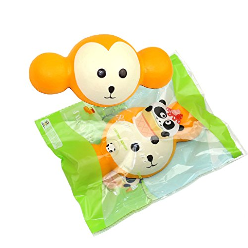 lieomo-7-cute-monkey-kawayi-mouse-hand-cushion-export-japan-orange