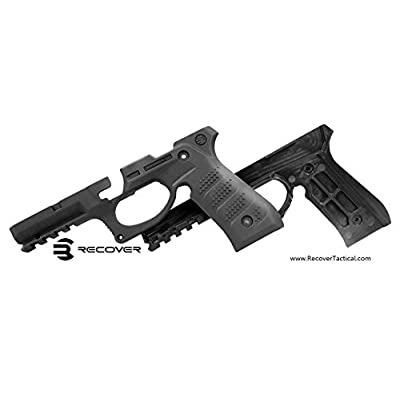 Recover Tactical BC2 Grip and Rail System for The Beretta 92FS M9 Series of Pistols Beretta 92 Grips - 4039484 , B00P7D3HA0 , 454_B00P7D3HA0 , 41.95 , Recover-Tactical-BC2-Grip-and-Rail-System-for-The-Beretta-92FS-M9-Series-of-Pistols-Beretta-92-Grips-454_B00P7D3HA0 , usexpress.vn , Recover Tactical BC2 Grip and Rail System for The Beretta 92FS M9 Ser