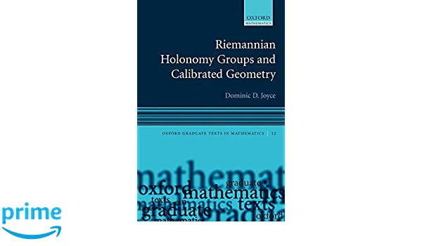 Riemannian Holonomy Groups and Calibrated Geometry book download
