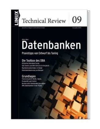 Linux Technical Review 09: Datenbanken