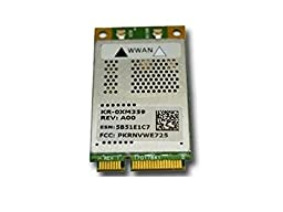 Dell Wireless 5720 Mini PCIE Card XM359