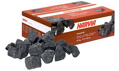 Hanko Avalon/Catalina Sauna Heater Stones - 44lbs / 20 Kg ()