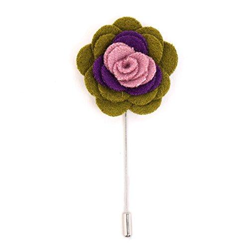 Tri Color Flower - 2