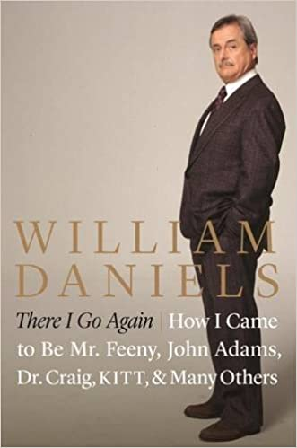 Image result for william daniels There I Go Again