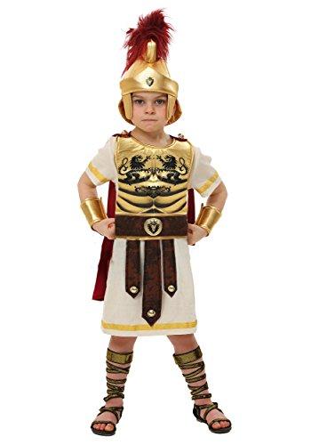 Gladiator Champion Toddler Costume 4T Gold]()