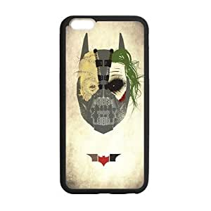 Customize TPU Gel Skin Case Cover for iphone 6+, iphone 6 plus Cover (5.5 inch), Joker
