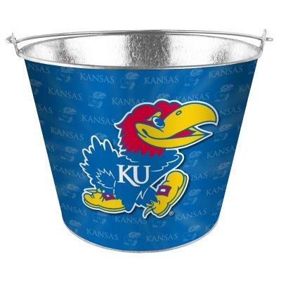 Kansas Jayhawks Party Bucket - 5
