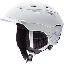 Smith Optics Unisex Adult Variance Snow Sports Helmet - Matte White Xlarge (63-67CM)
