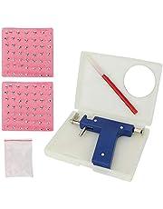 Outbit öronhål piercing verktyg - professionellt smärtfritt kroppspiercing verktyg näsa navel snabbt öronhål piercing verktyg