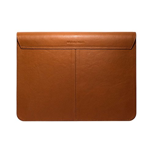 For DailyObjects 13 Envelope Air Sleeve Leather Glytchwwt Pro Macbook Real w7OX7qHxg