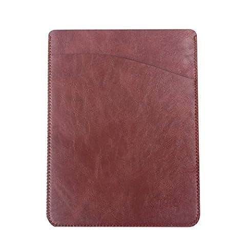 Cuku Cool Amazon Kindle Paperwhite/NEW-Kindle/Kindle Voyage Case PU Leather Waterproof Cover Cell Phone (Waterproof Kindle Voyage Case)